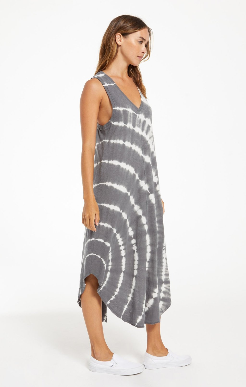The Reverie Tie Dye Dress