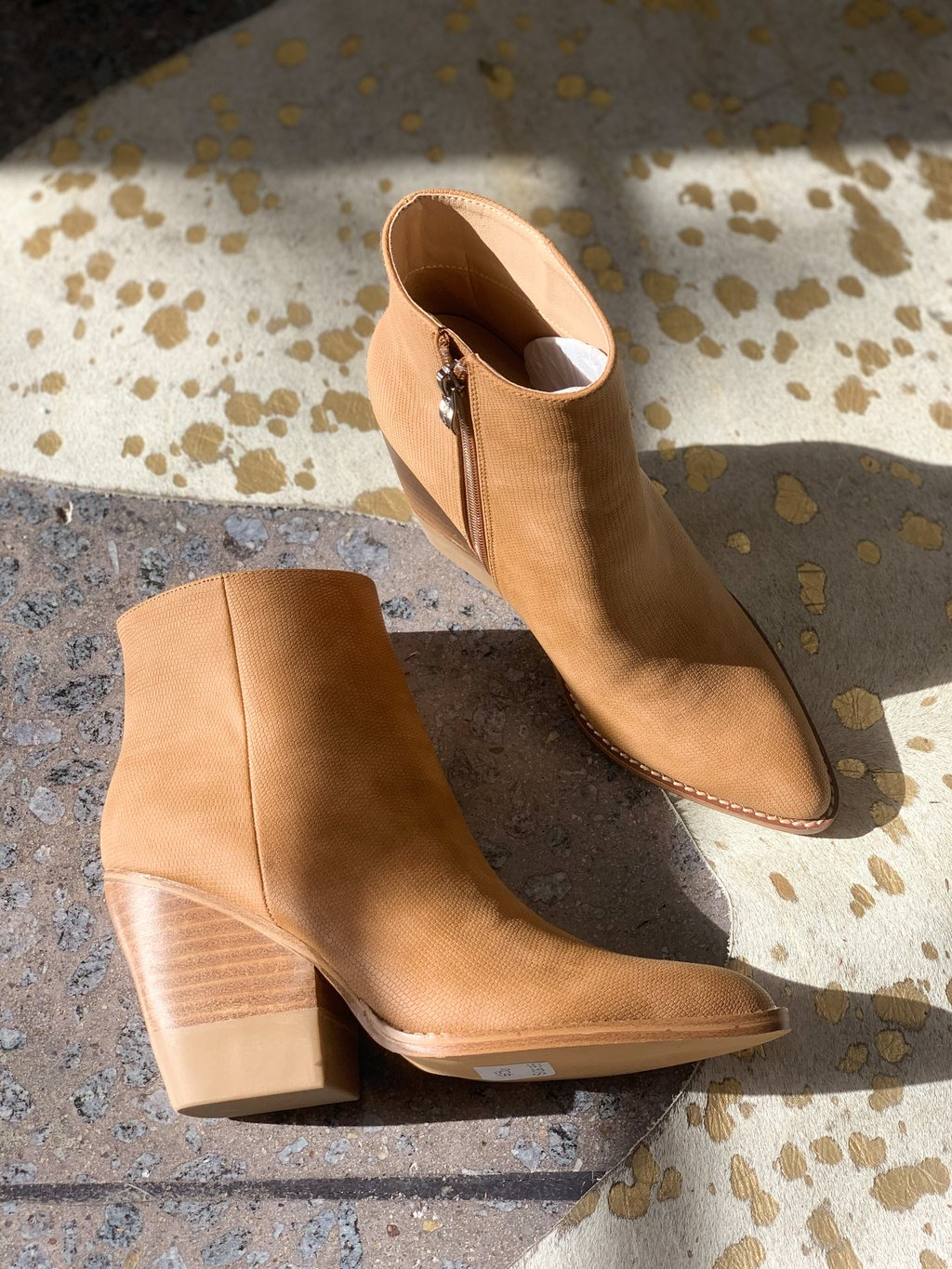 Whiskey Nights Booties