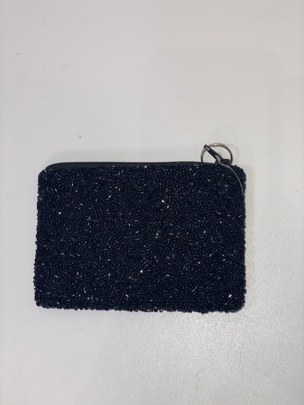 Beaded Zip Pouch