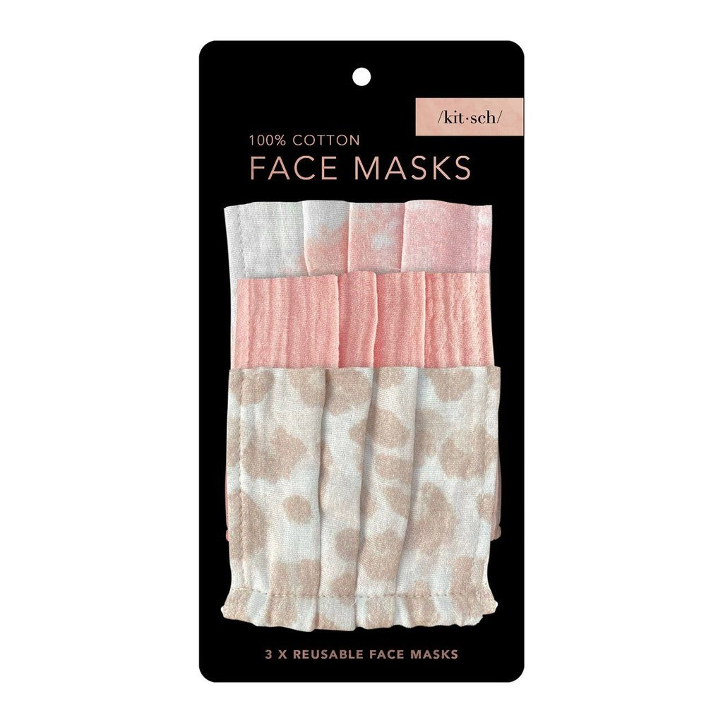 Kitsch Face Mask Set of 3