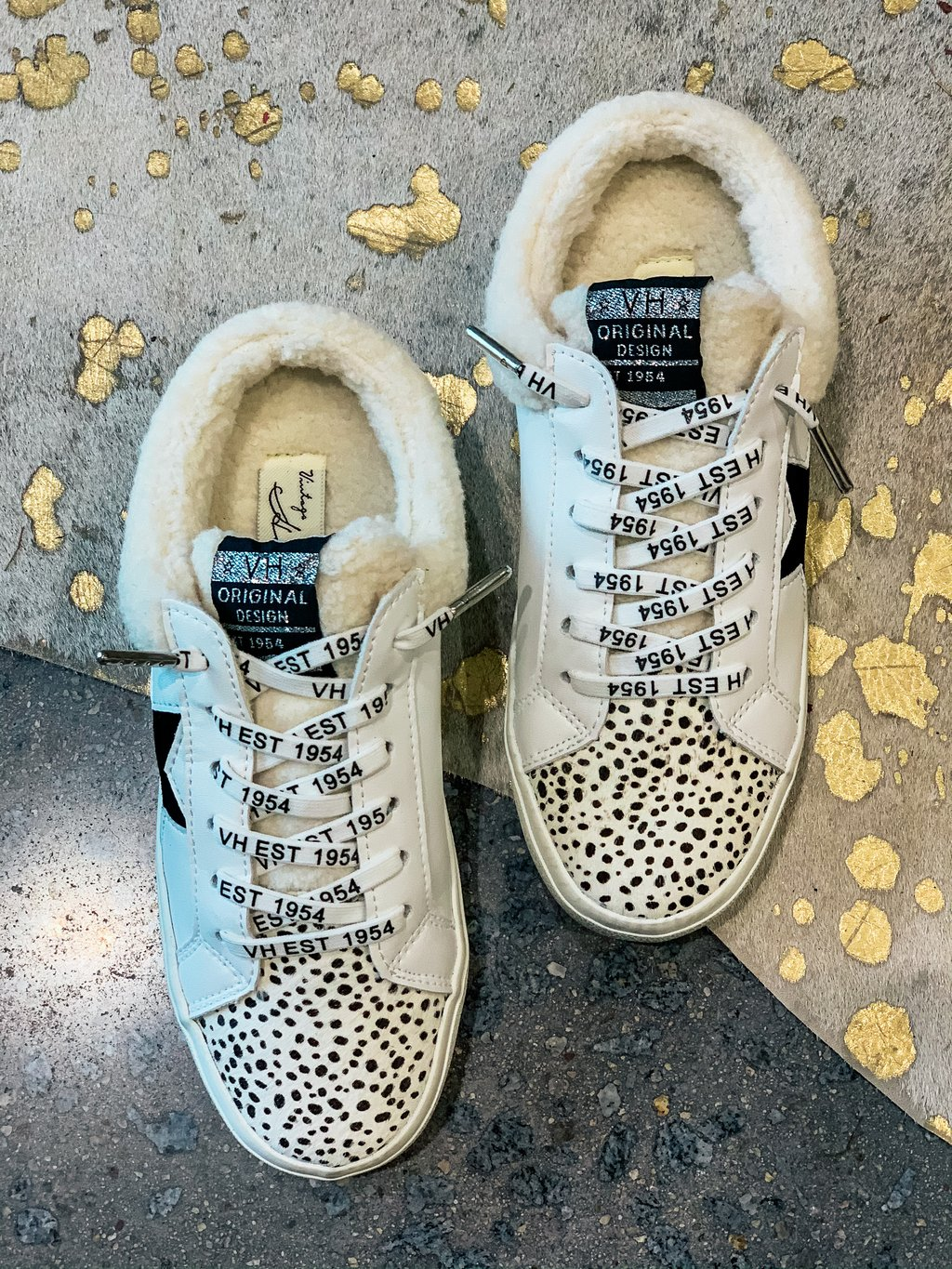 Wild Cheetah Mellow Sneakers