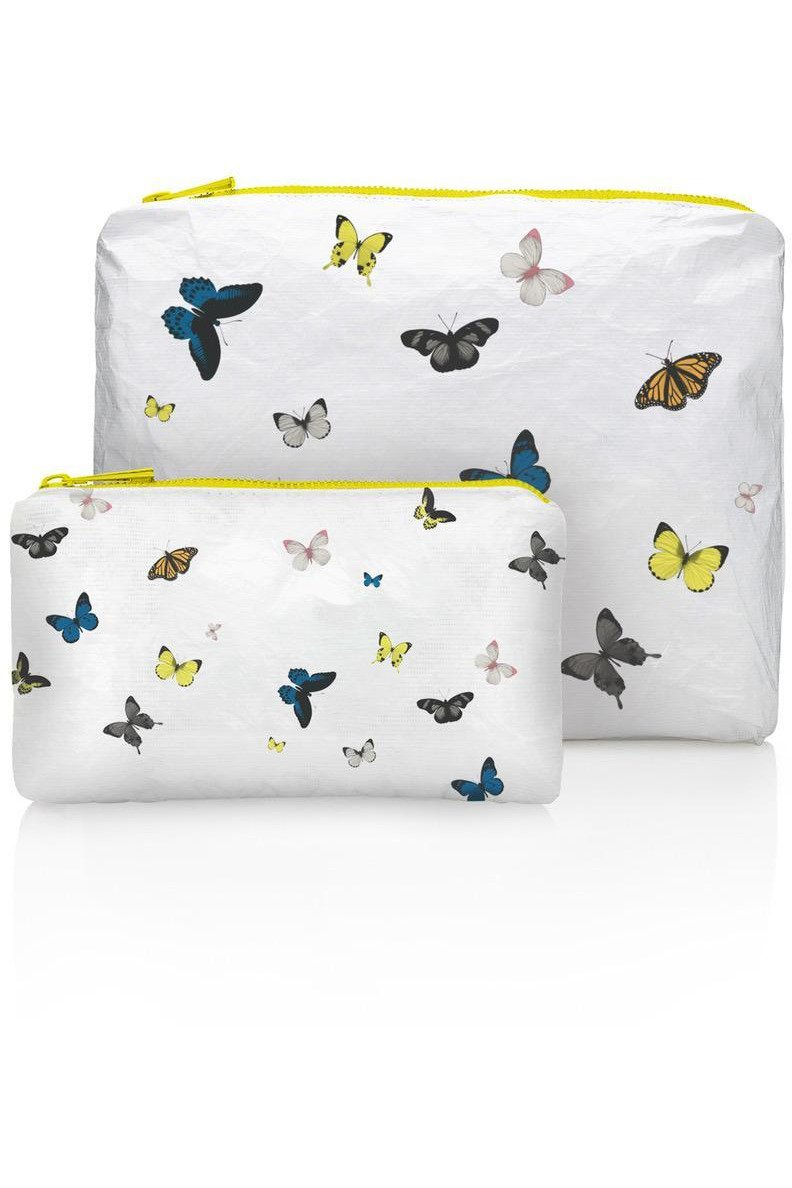 Butterflies in Flight Bag Set