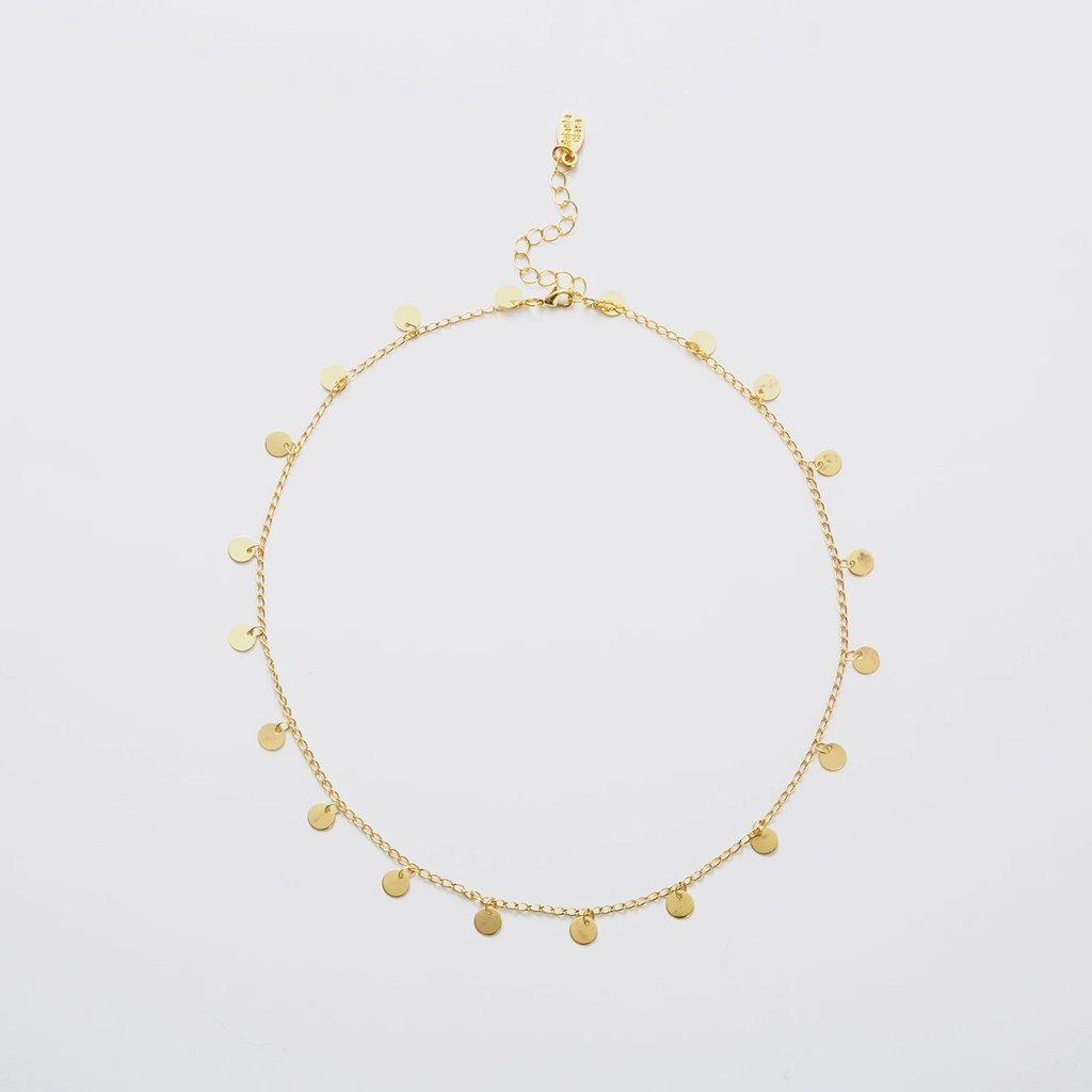 Jackie Short Necklace